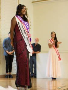 Shaayal Gounden Miss South Auckland 2014